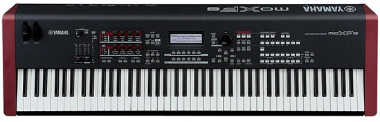 Yamaha MOX8 88-key Synthesizer