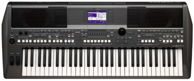 Yamaha PSR s670 review