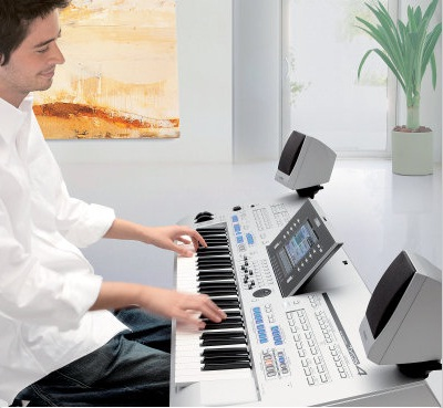 Yamaha Tyros Keyboard Review