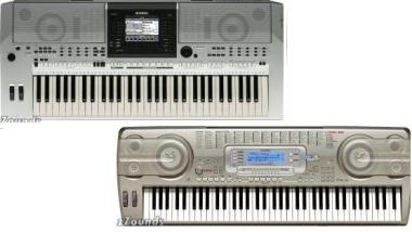 Yamaha vs Casio Keyboard