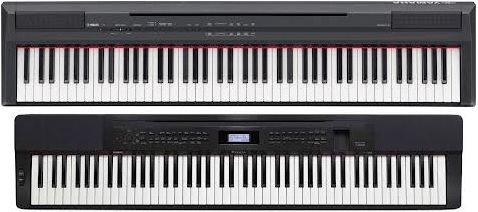 Casio vs Yamaha: share your views