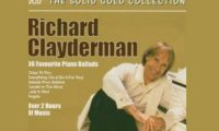 36 Favourite Piano Ballads: The Solid Gold Collection (2-CD Set) Richard Clayderman