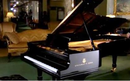 acoustic grand piano