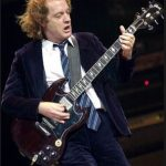 Angus Young Guitarist