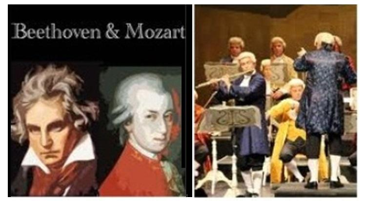 beethoven vs mozart
