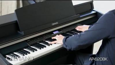 Casio AP Celviano upright home digital pianos