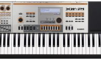 casio xw synthesizers