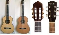 classical guitar vs acoustic guitar