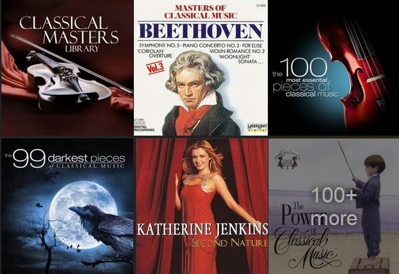 Famous Classical Music Pieces