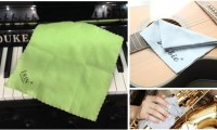 cleaning cloth for musical instrument