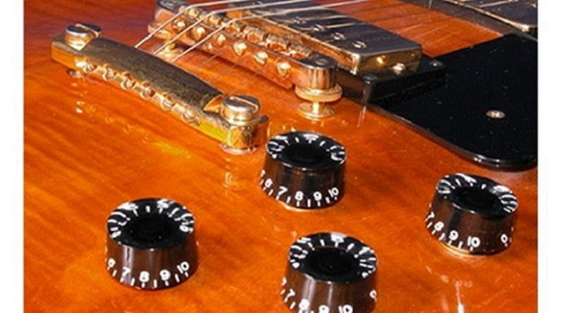 Electric Guitar Knobs Guide