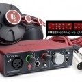 focusrite scarlett solo usb audio-interface