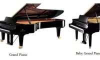 grand piano vs baby grand piano sizes
