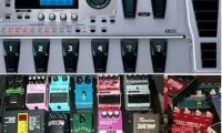 Guitar Effects Pedal reviews