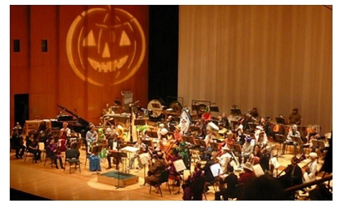 Halloween-themed concerts, aims to attract children
