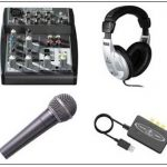 home recording studio package