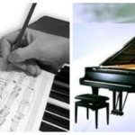 how to write a song on the piano