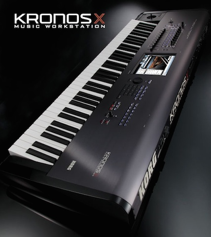 Korg Kronos X Music Synthesizer Workstation Keyboard: Reviews