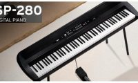 Korg SP-280 digital piano review