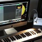 laptop / computer for music production