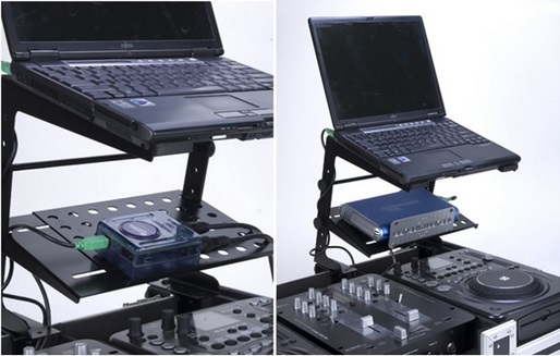 Best Laptop Computer Stands for DJ and Music Performers | KeytarHQ on best laptop headset, compact disc, best nexus 7 stand, best laptop cooler, best phone stand, laptop cooler, best laptop case, grid compass, best guitar stand, hard disk drive, usb flash drive, ergonomic tablet stand, best laptop riser, best laptop table, computer mouse, best book stand, best laptop microphone, best cpu stand, best laptop computer, olpc xo, best mac stand, notebook stand, best microphone stand, best macbook air stand, mobile phone, best toshiba laptop, best looking laptops 2013, personal computer, best laptop cover,