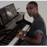 Laura Mvula Casio Celviano Grand Hybrid Piano