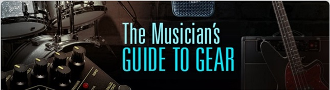 musical instrument and gear accessories