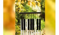 Piano & Musical Wind Chimes