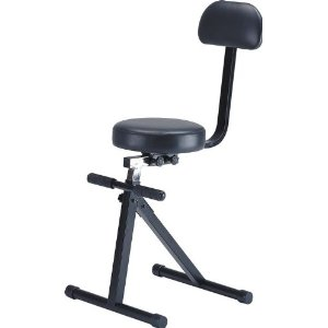 On Stage Dt8500 Guitar Keyboard Drum Throne Review