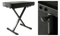 on-stage kt7800 plus keyboard bench