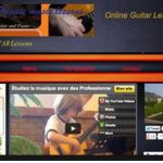 online guitar teacher