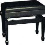 palatino bp-120 bk deluxe padded bench