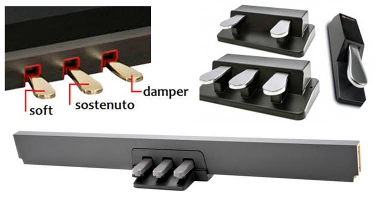 sustain pedal on digital piano doesn 39 t work. Black Bedroom Furniture Sets. Home Design Ideas
