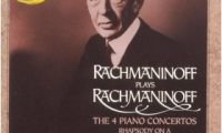 rachmaninoff plays rachmaninoff the 4-piano concertos