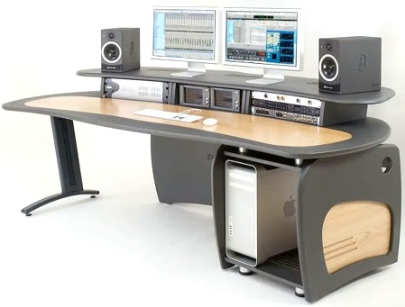 Corner Studio Desk Desk Design Ideas