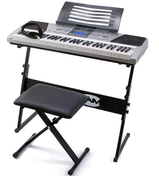 194fc1540c0 RockJam 61-key electronic piano keyboard now comes with upgraded features