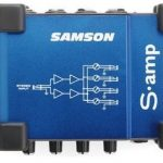 samson samp headphone amp