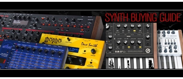 synth buying guide