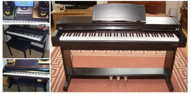 technics digital piano review buying selling. Black Bedroom Furniture Sets. Home Design Ideas