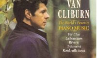 the worlds favorite piano music van cliburn