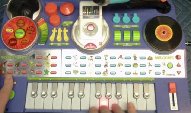 buy vtech kidiJamz studio