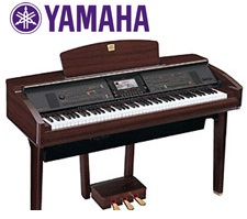 yamaha piano types