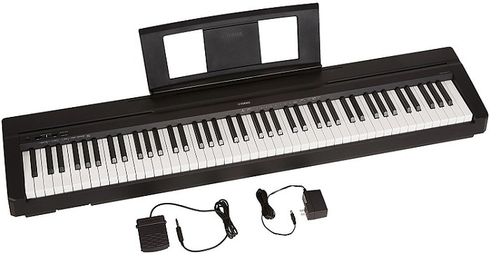 Yamaha P71 88-key digital piano review