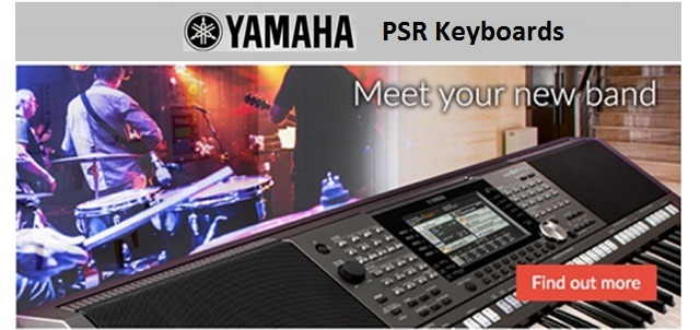 Yamaha YPT keyboards vs  Yamaha PSR keyboards - What is the