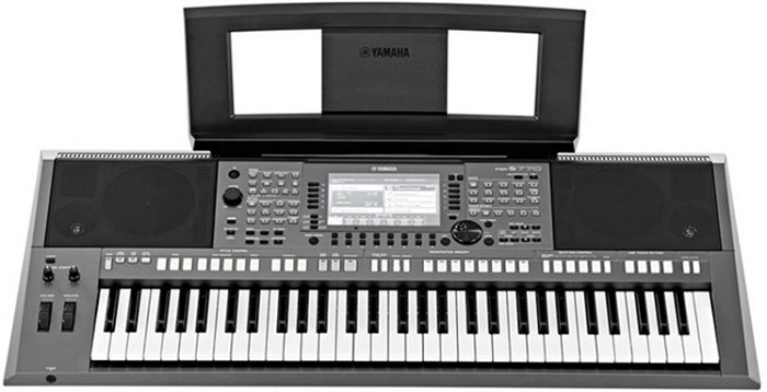 yamaha psr s770 61 key arranger keyboard review keytarhq. Black Bedroom Furniture Sets. Home Design Ideas